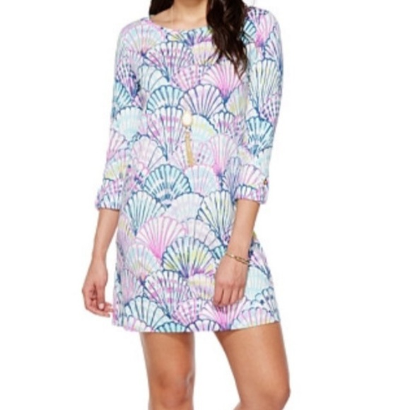 e17f3b7186a Lilly Pulitzer Dresses   Skirts - Lilly Pulitzer Oh Shello T-Shirt Dress